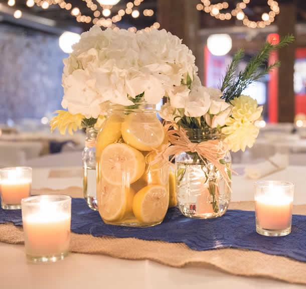 centro-de-mesa-para-casamento-pote-frutas