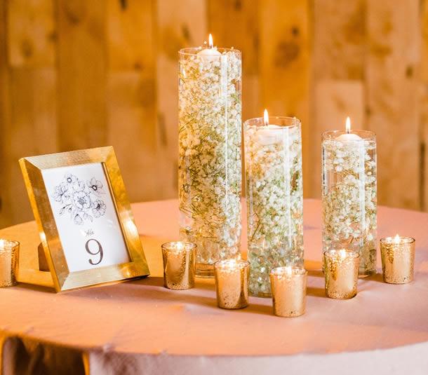 centro-de-mesa-para-casamento-tubos-vidro
