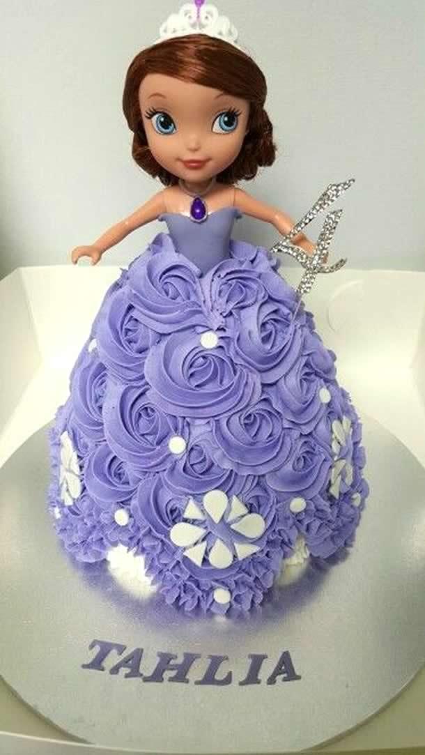 bolo-da-princesa-sofia-boneca