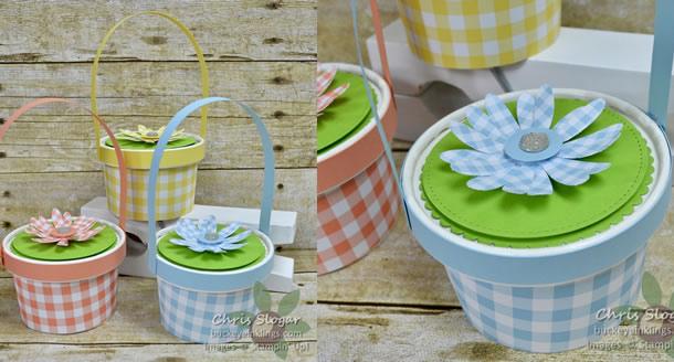 artesanato-com-potes-de-margarina-cesta-papel