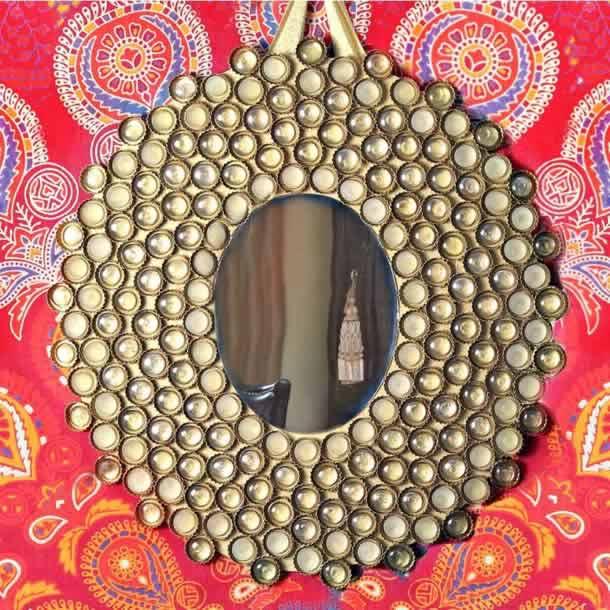 artesanatos-com-tampinhas-espelho