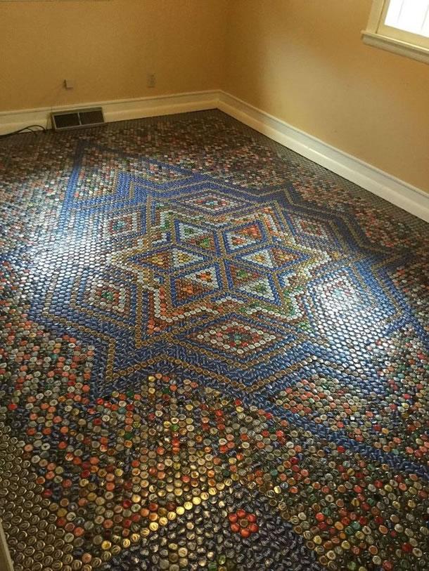 artesanatos-com-tampinhas-piso