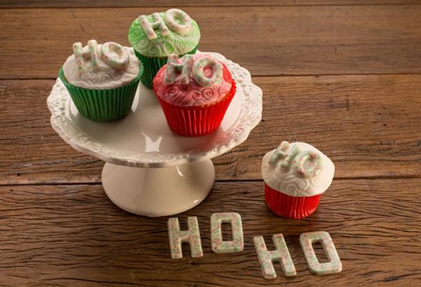 cupcake-de-natal-ho-ho-ho