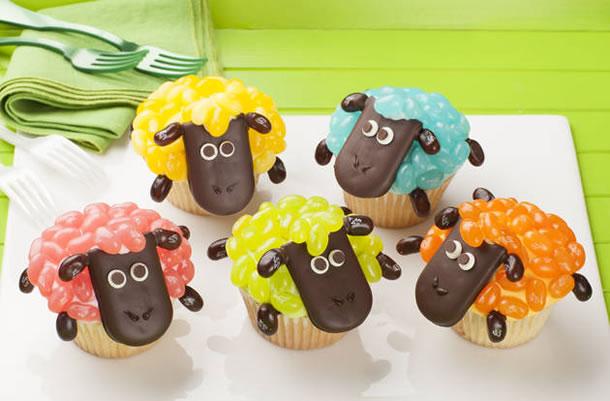 cupcakes-de-pascoa-ovelhas-jujuba