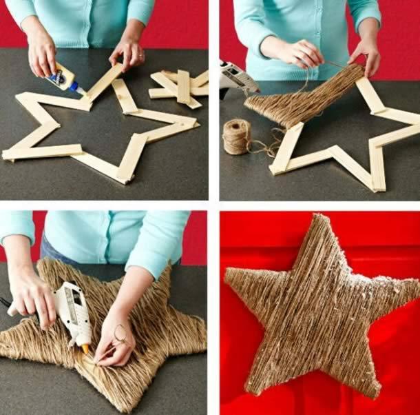 decoracao-de-natal-simples-enfeites-estrela