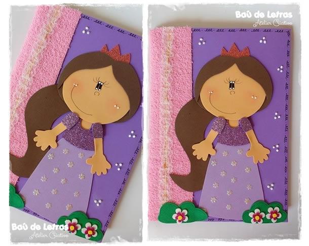 decoracao-em-eva-capa-princesa