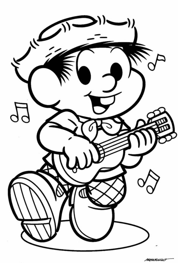 desenhos-juninos-chico-bento