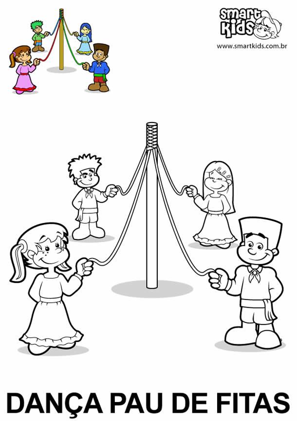 desenhos-juninos-danca-fitas