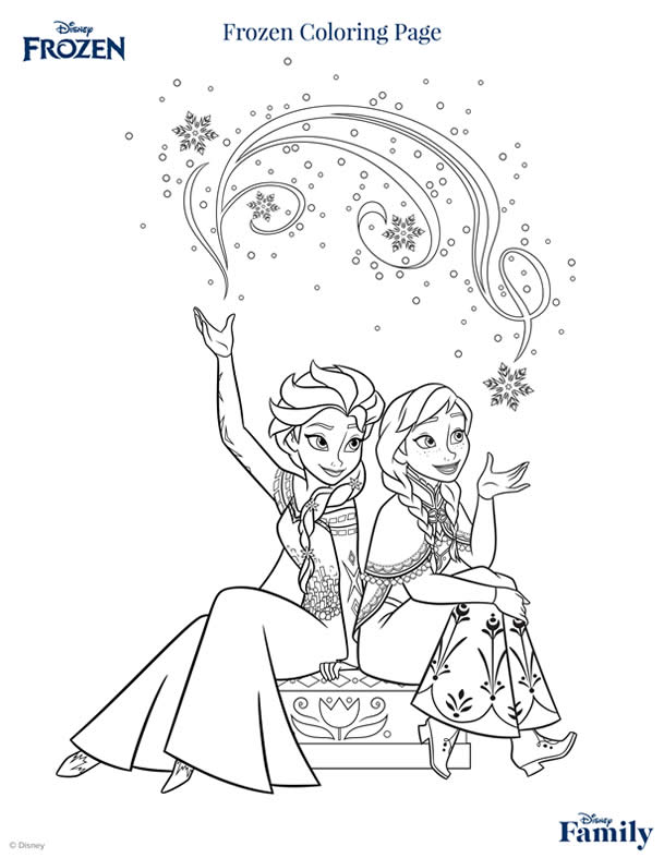 desenhos-para-colorir-frozen-anna-elsa