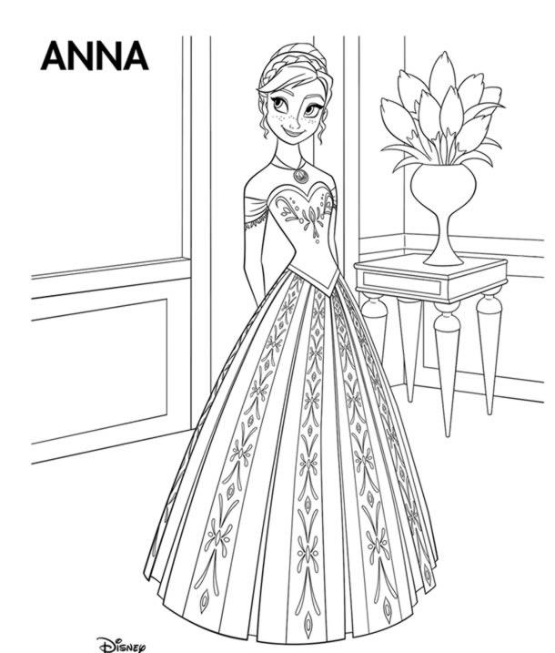 desenhos-para-colorir-frozen-anna