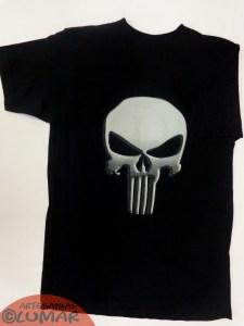 Camiseta castigador $ 25.000