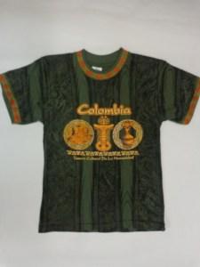 Camiseta niño $ 25.000