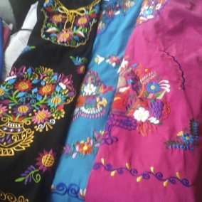 blusas Tehuacán