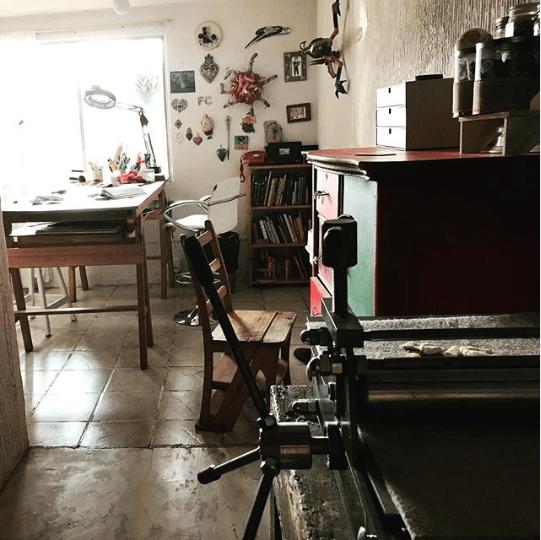 taller de Silvia Borghi