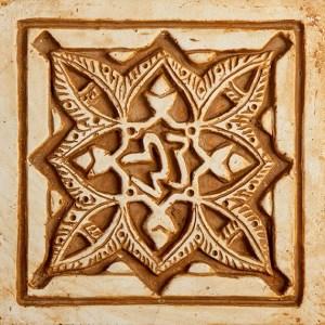 Elemento decorativo de escayola