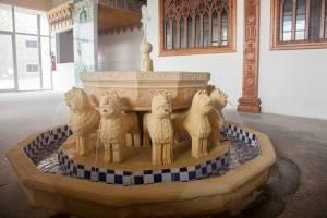 Fuente de los Leones ( Alhambra )