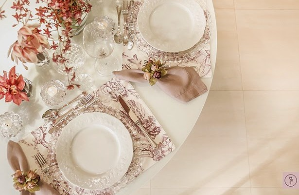 Decoração – Já pensando no Jantar do Dia dos Namorados!!!