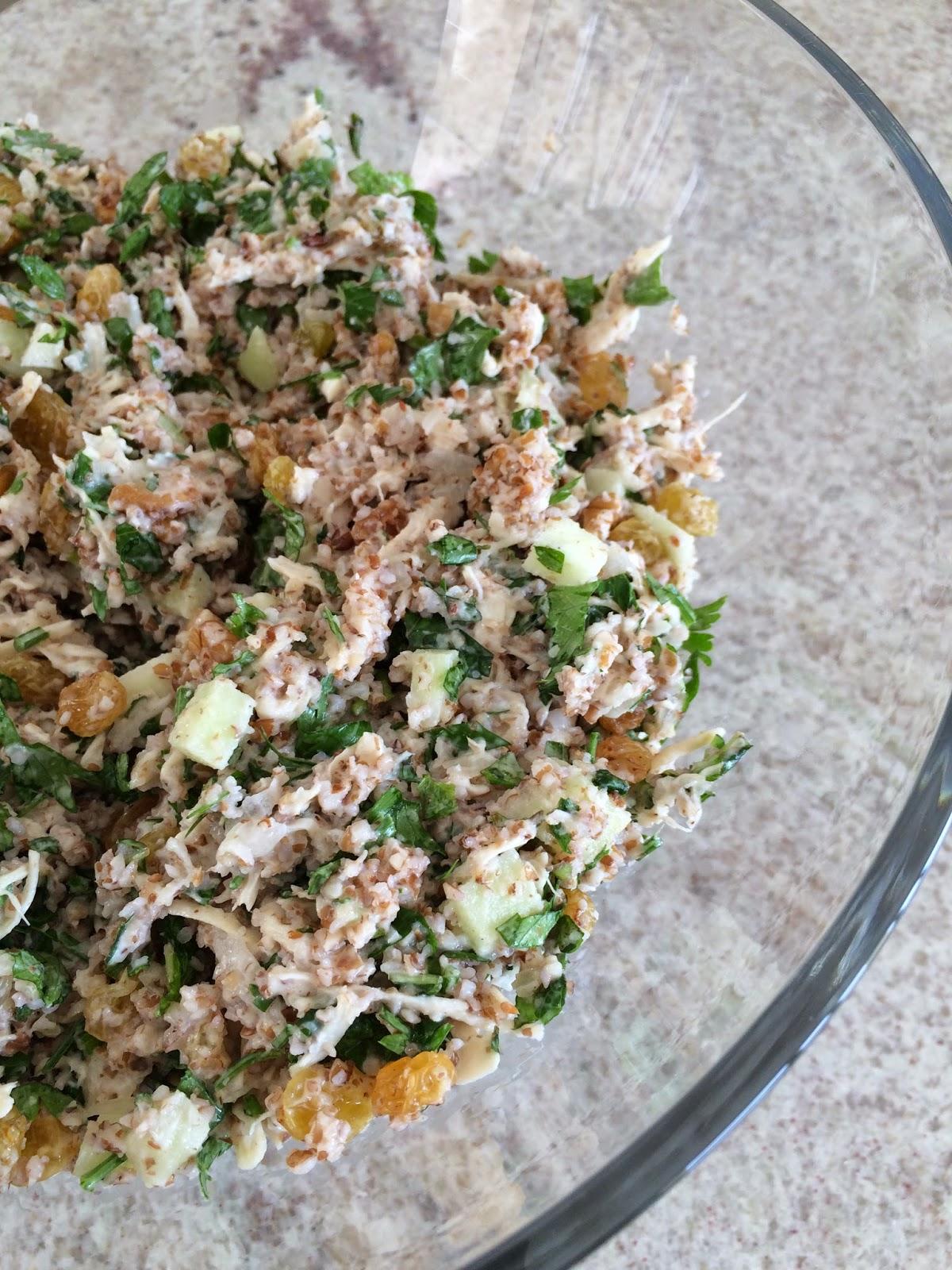 Salada Marroquina!!!