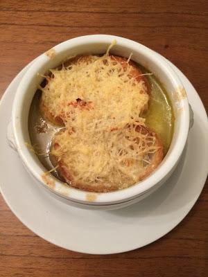 Sopa de Cebola, divina!!!