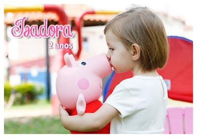ISADORA – 2 aninhos!!!