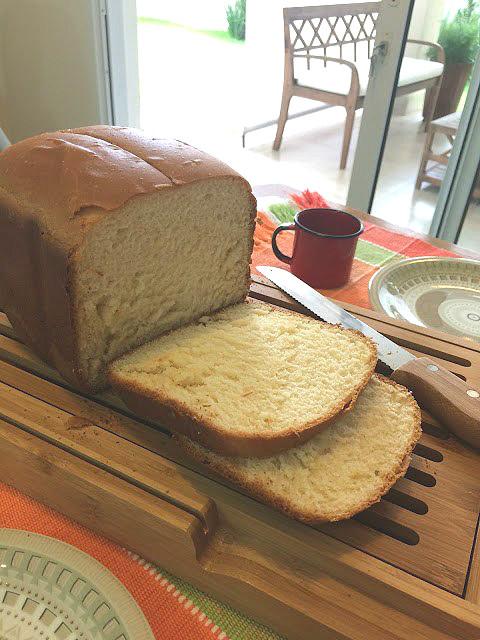Pão Sovado, a melhor receita para Máquina de Pão!!!