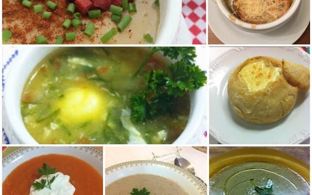 7 Sugestões de Sopas para curtir o friozinho!!!