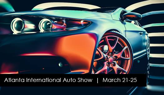 Atlanta International Auto Show Artesian City Car Club - Car show world congress center atlanta