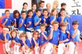 Uno de nuestros 13 grupos de Taekwondo