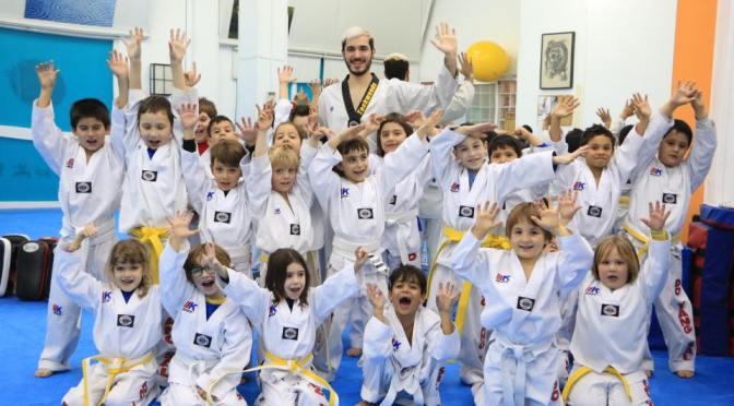 Clases de Defensa Personal para niños en Barcelona