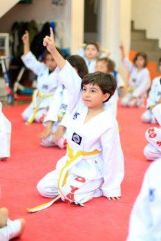 Defensa Personal y Artes Marciales para niños en Barcelona