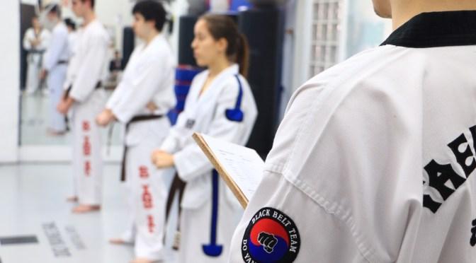 Examenes de Artes Marciales Defensa Personal
