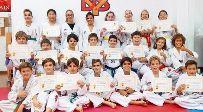 Taekwondo para niños. Defensa Personal