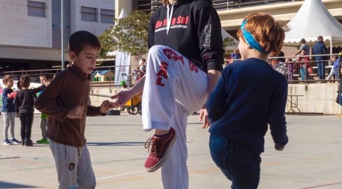 Juegos Niños Artes Marciales