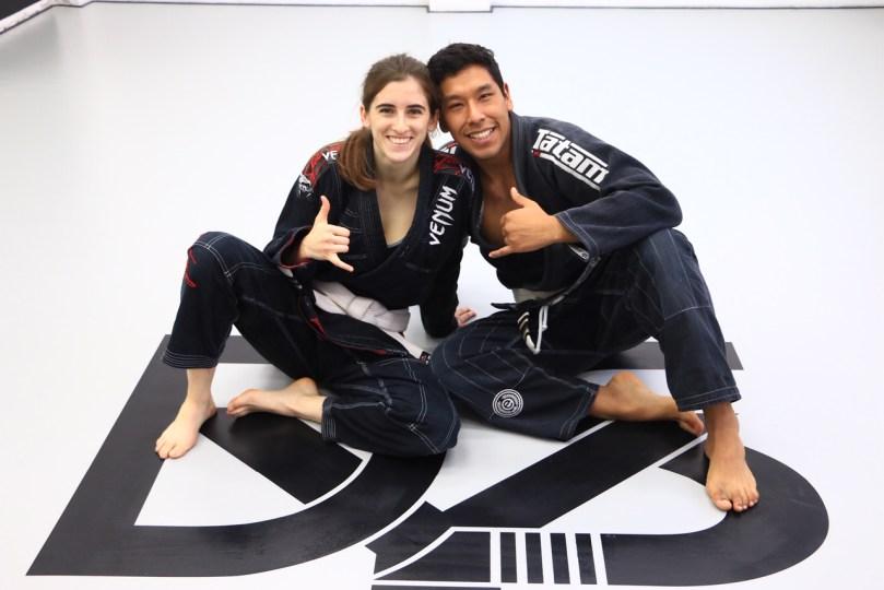Clases de Brazilian Jiu Jitsu en Barcelona