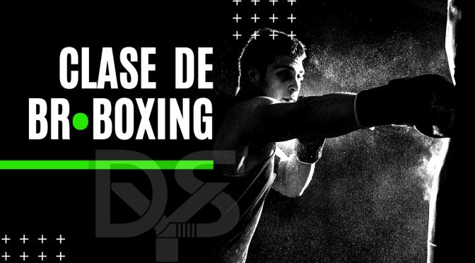 CLASE DE BR-BOXING 4 EVERYONE  ¡PONTE LAS VENDAS!