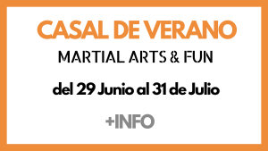 EL MEJOR CASAL DE ARTES MARCIALES DE BARCELONA
