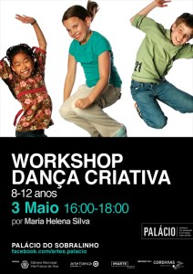 Workshop Dança Criativa