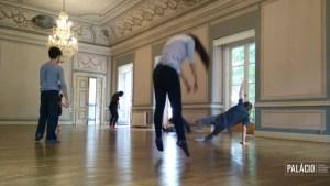 Workshop de Dança Contemporânea