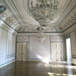 Palácio do Sobralinho - Salão Nobre