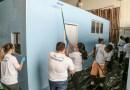 AkzoNobel e Dow se unem para revitalizar a Casa Restaura-me, em São Paulo