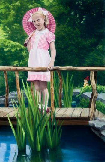 """Diana Rattray artworks for """"The colours of spring"""" online auction by Artespace gallery."""