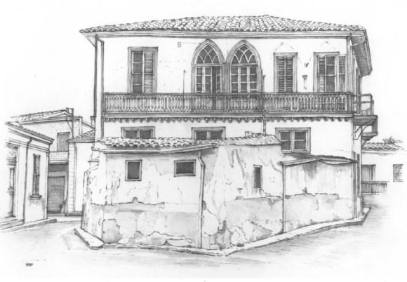 House in Chrysaliniotissa St, Nicosia