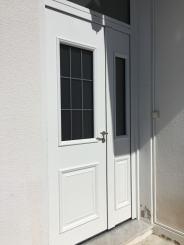 porte d'entrée alu cannes