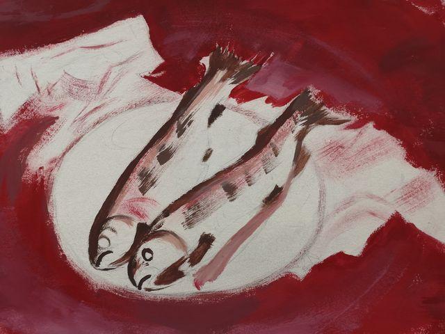 zátišie ryby II
