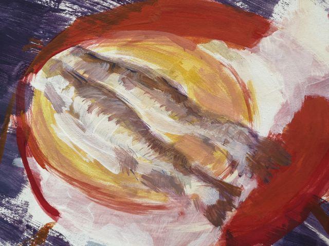 zátišie ryby
