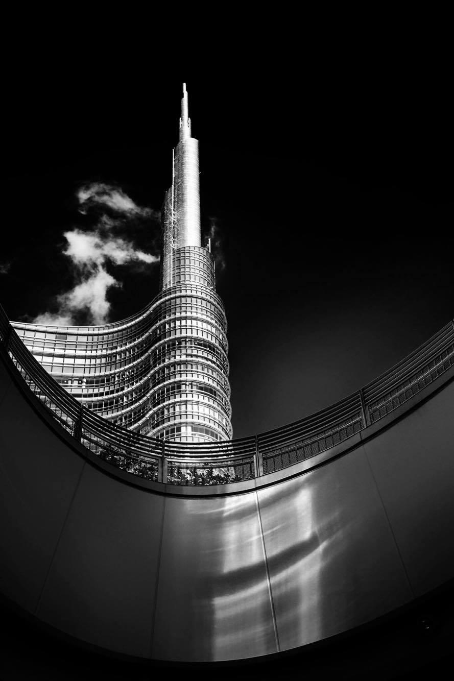 Erminio Vanzan and The Rising City
