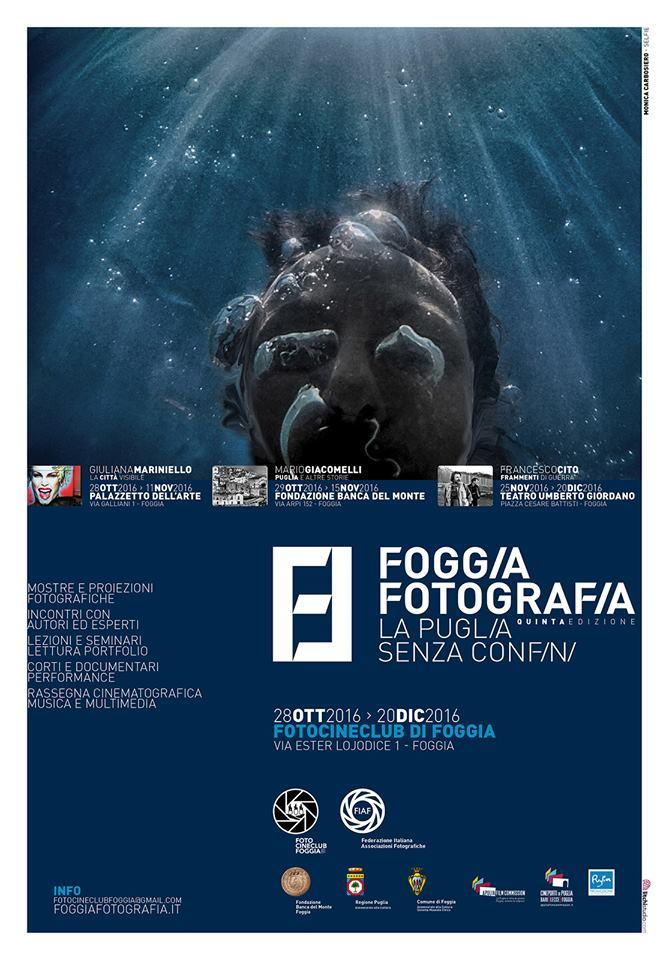 Foggia Fotografia: La Puglia senza confini V Edizione