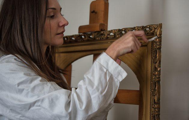 L'arte del restauro – Conservazione e foderatura