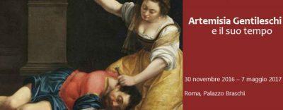 Artemisia Gentileschi, pittrice di talento e carattere.