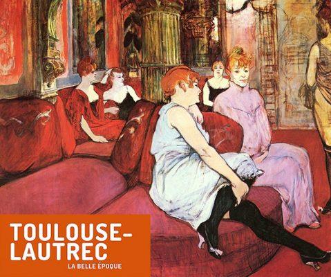 Toulouse-Lautrec, il lato inquieto della Belle Époque.